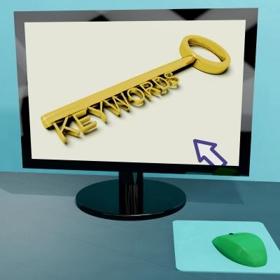 検索キーワードの見方